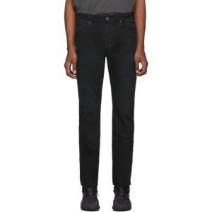 John Elliott Black The Kane 2 Jeans