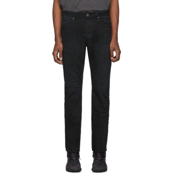 John Elliott Black The Kane 2 Jeans