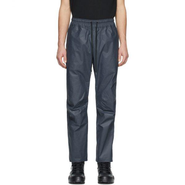 John Elliott Blue Tomba Himalayan Trousers