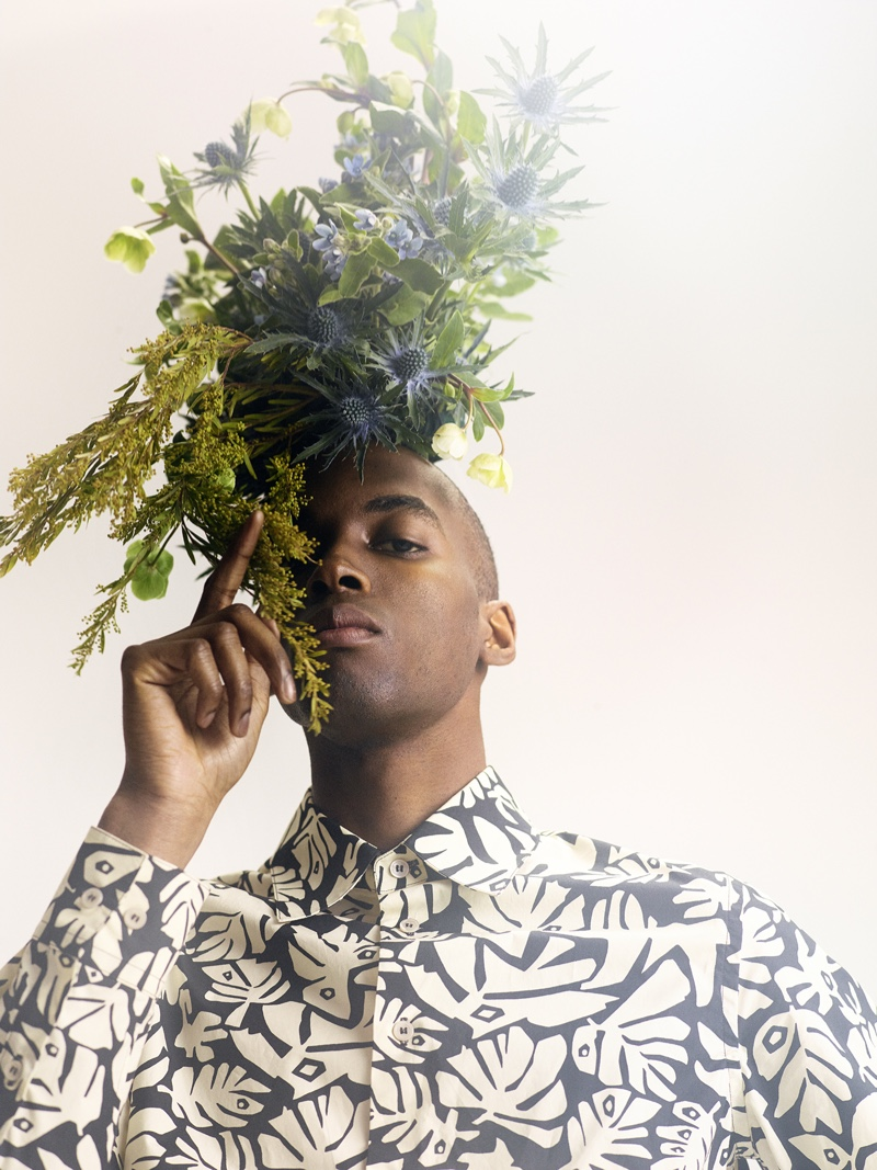 Anatol & Marcos Make a Floral Statement with KaDeWe