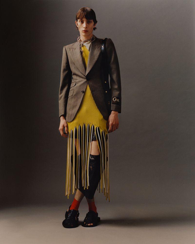 Lucas, Erik + More Model Statement Style for L'Officiel Hommes Italia