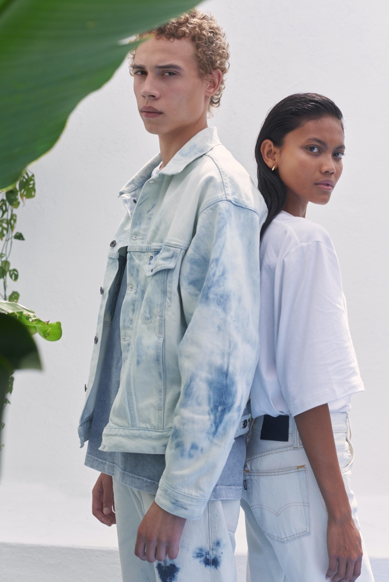 Levi's Made & Crafted Looks to Morocco & California for Spring '20 Collection