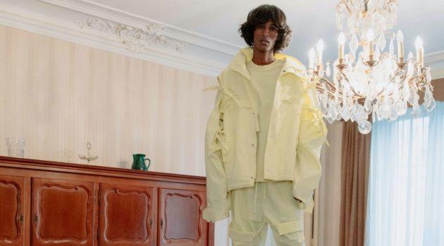 Najib Models Louis Vuitton for Life & Style México