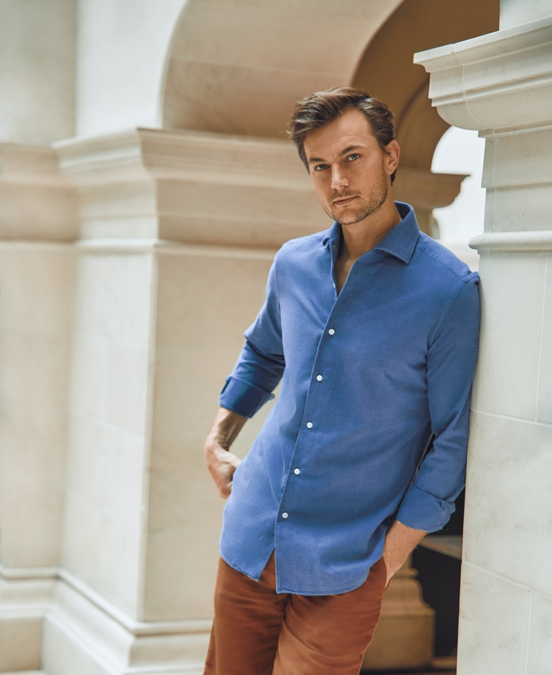 Luca Faloni Highlights Its Spring '20 Essentials