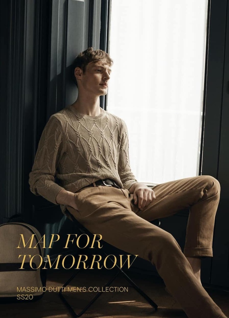 Map for Tomorrow: Roberto & Luc Don Chic Fashions by Massimo Dutti