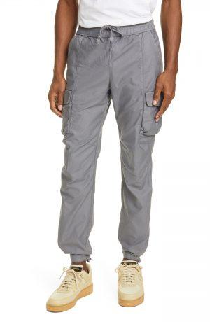 Men's John Elliott Sateen Cargo Jogger Pants