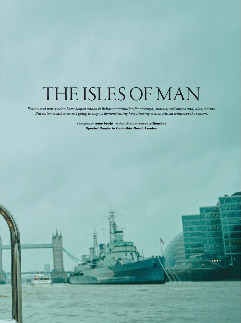 The Isles of Man: Morgan for The Rake