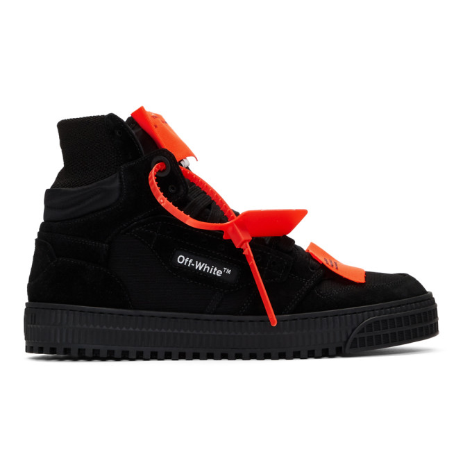 Off-White Black Off-Court 3.0 Sneakers
