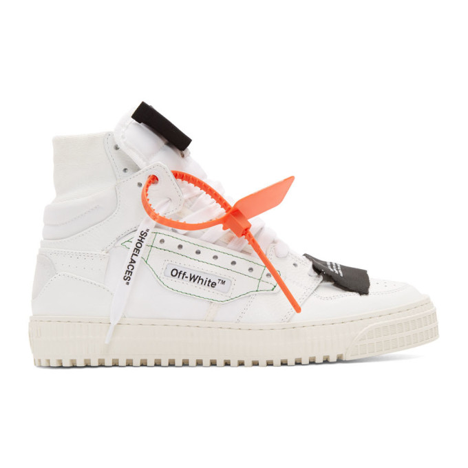 Off-White White Off-Court 3.0 Sneakers