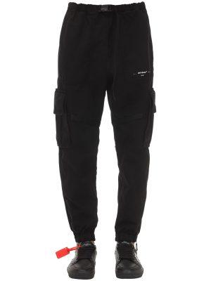 Parachute Cotton Cargo Pants