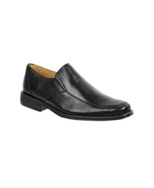 Sandro Moscoloni Apron Front Double Gore Slip-On Men's Shoes