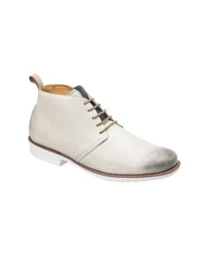 Sandro Moscoloni Plain Toe 5 Eyelet Demi Boot Men's Shoes