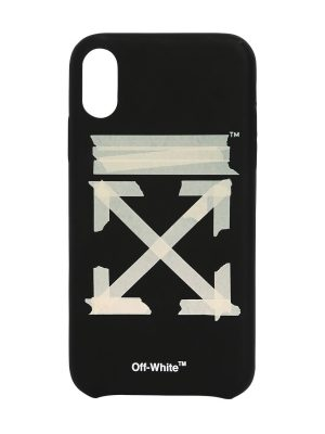 Tape Arrows Print Iphone X/xs Cover