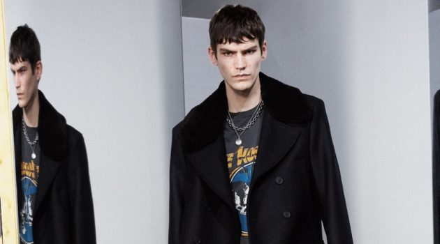 The Kooples Channels a Classic Cool with Fall '20 Collection