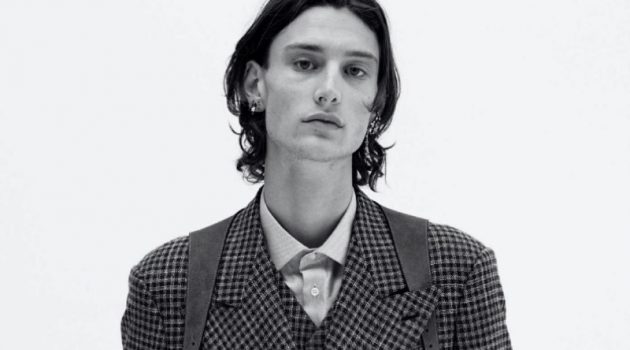 Preppy Punk: Wellington & Babacar for VMAN