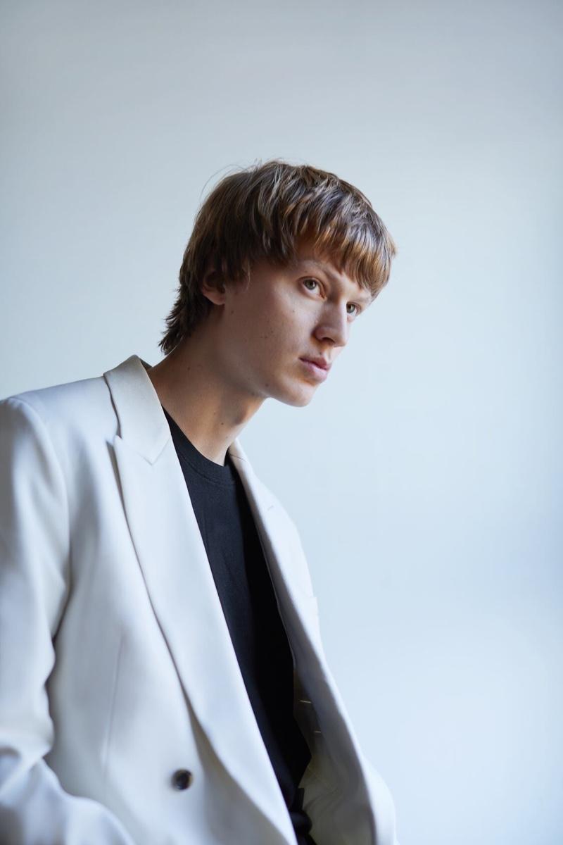 Jonas & Malick Model Fresh New Zara Arrivals
