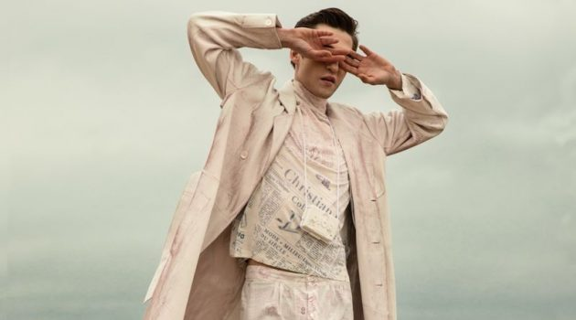 Anatol Takes to the Seaside with L'Officiel Hommes Thailand
