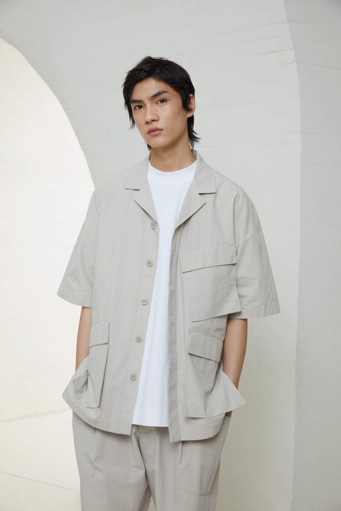 Kin Models Clean Summer Style from COS
