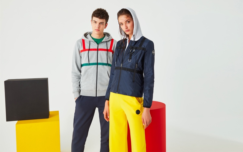 Colmar Explores the Dynamism of Stillness with Spring '20 Campaign