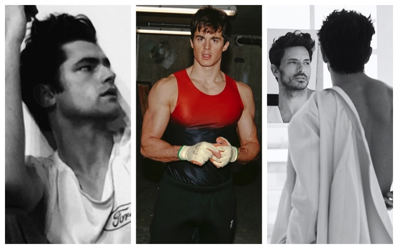 Week in Review: Sean O'Pry, Pietro Boselli, Andres Velencoso + More