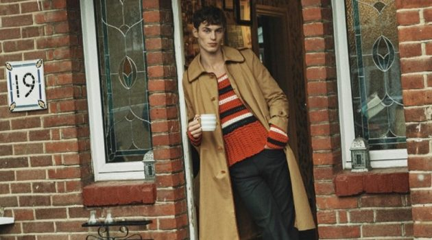 Coming Home: Kit Butler for Esquire Taiwan