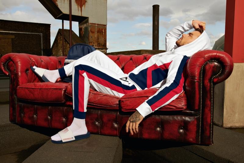 Liam Payne Reunites with HUGO for Pre-Fall '20 Capsule