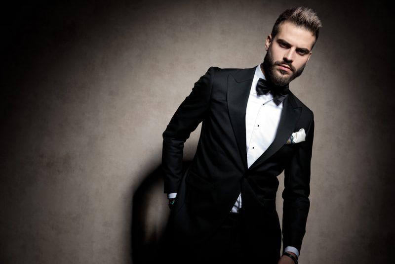 Model Tuxedo