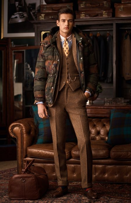 POLO Ralph Lauren Proposes Classic Style with Fall '20 Collection