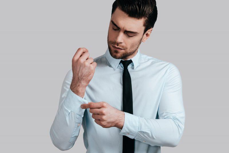 Chemise et cravate