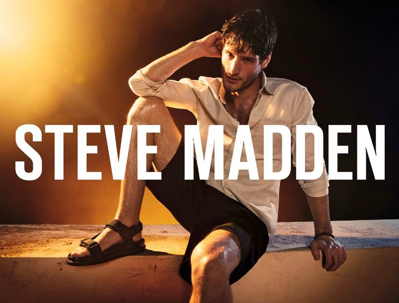 Steve Madden enlists Ryan Tift as the star of its summer 2020 campaign.