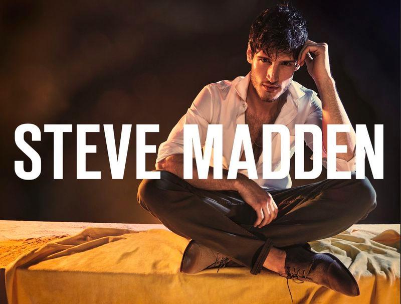 Ryan Tift stars in Steve Madden's summer 2020 campaign.
