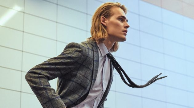 Rush Hour: Ton Heukels for GQ Portugal