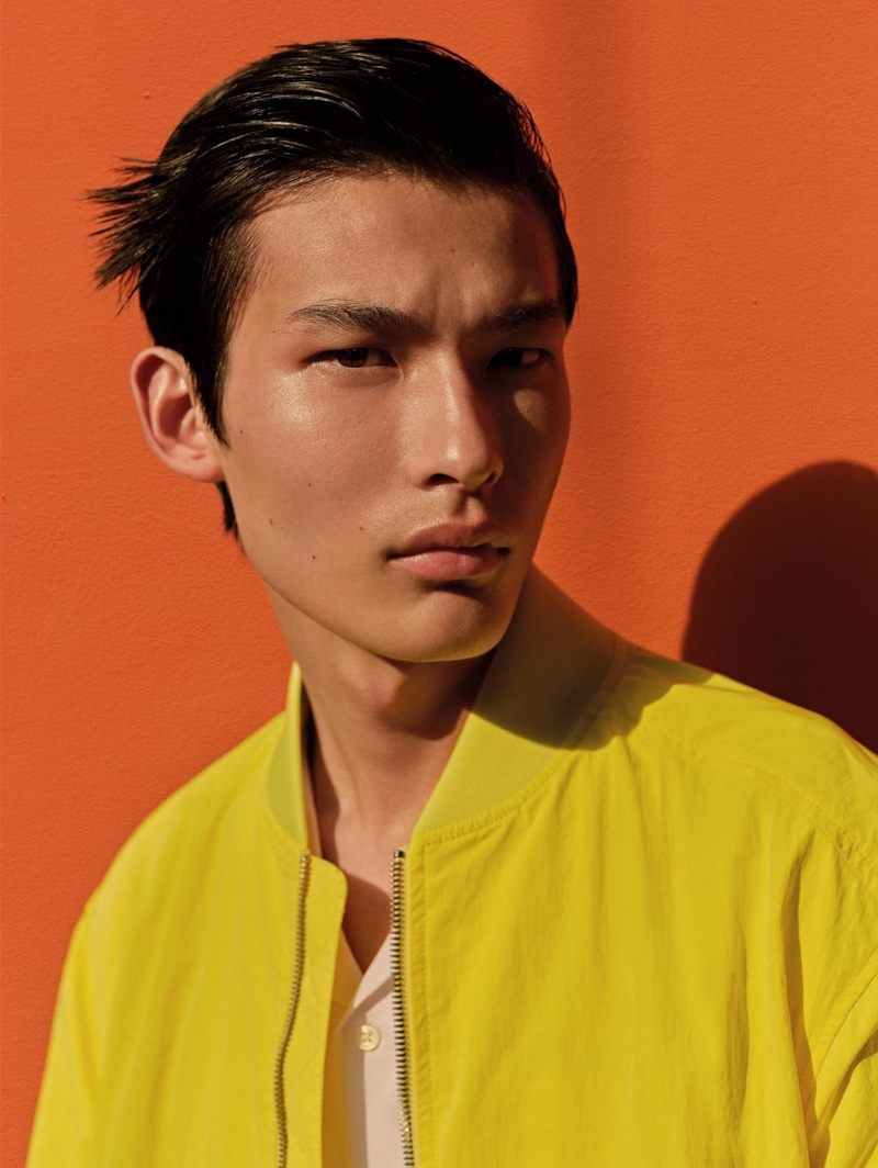 Zara Presents a 'Relaxed Summer' with Huang