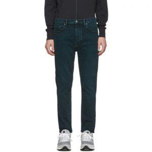Acne Studios Blue Bla Konst Tapered Jeans
