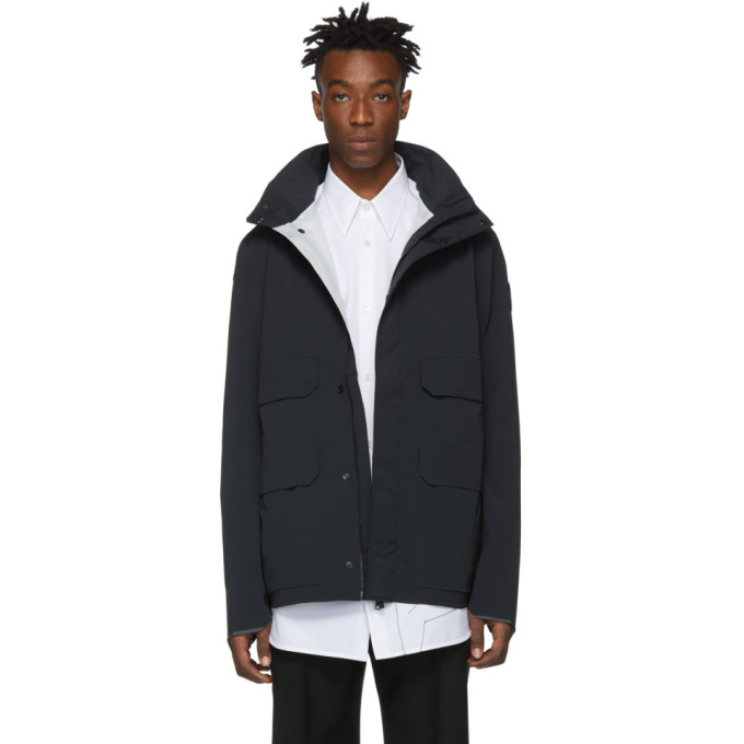Canada Goose Black Black Label Meaford Jacket The Fashionisto