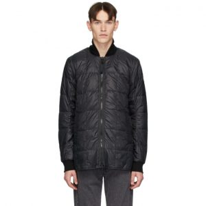 Canada Goose Black Down Harbord Jacket