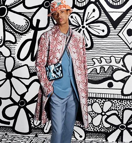 Dior Men Embraces a Miami Attitude with Pre-Fall '20 Campaign