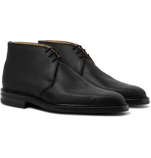 George Cleverley - Nathan Suede Chukka Boots - Men - Black