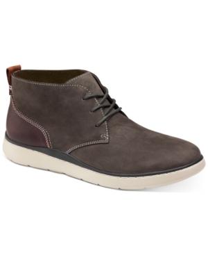 Johnston & Murphy Men's Farley Nubuck Chukka Boots Men's Shoes