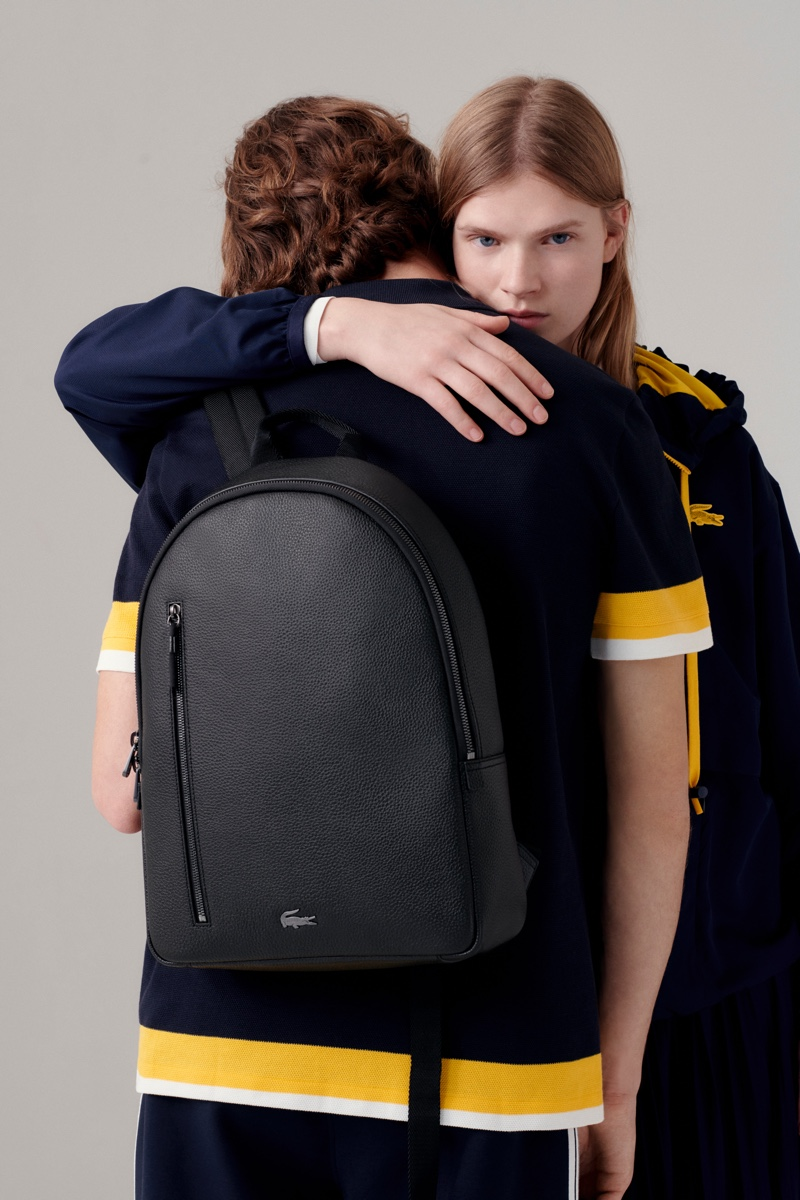 Lacoste Delivers Timeless Appeal with Fall '20 Collection