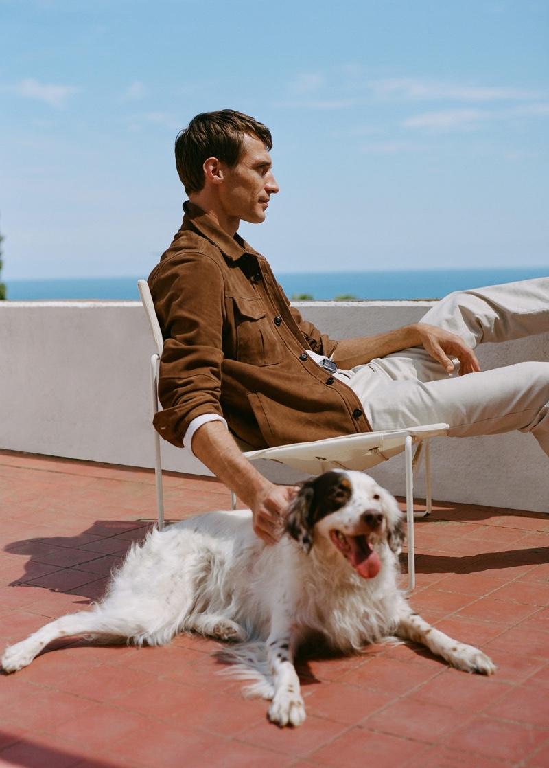 An Idyllic Place: Clément is a Sleek Summer Vision for Mango