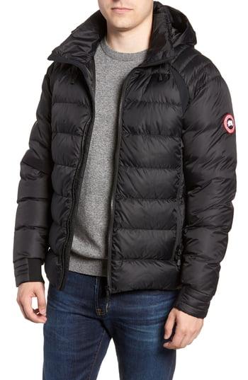 Men's Canada Goose Hybridge Slim Fit Base Jacket