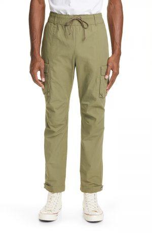 Men's John Elliott Panorama Cargo Pants, Size Large - Green