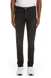 Men's John Elliott The Cast 2 Slim Fit Jeans, Size 31 - Black