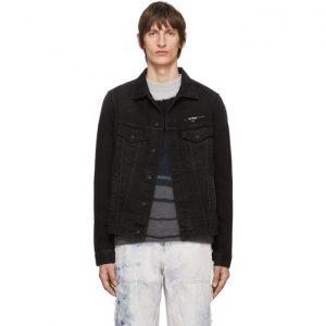 Off-White Black Tape Arrows Jacket