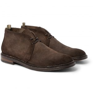 Officine Creative - Hopkins Burnished-Suede Chukka Boots - Men - Brown