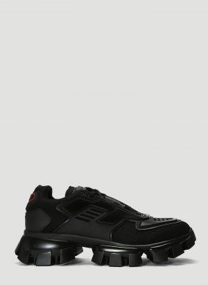 Prada Cloudbust Thunder Sneakers in Black size UK - 09
