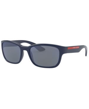 Prada Linea Rossa Sunglasses, Ps 05VS 57