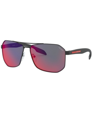 Prada Linea Rossa Sunglasses, Ps 51VS 62
