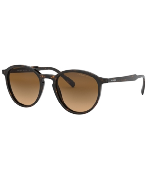 Prada Men's Polarized Sunglasses